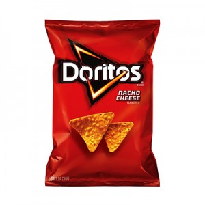 Doritos (Nacho Cheese Flavour) (160gms)