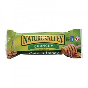 Nature Valley Crunchy Oats and Honey Cereal Bar (250gms)