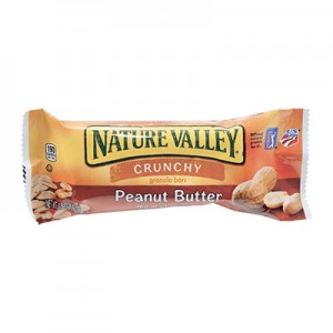 Nature Valley Crunchy Peanut Butter Cereal Bar (250gms)