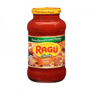 Ragu's Roasted garlic Italian sauce (396gms)