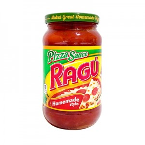 Ragu Home Made Style Pizza Sauce (Bestseller) (396gms)