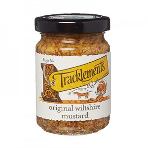 Tracklements Orignal Wiltshire Mustard (140gms)