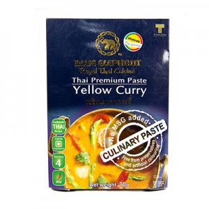 Blue Elephant Yellow Curry Paste (70gms)