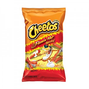 Cheetos Flaming Hot (280gms)