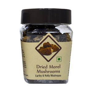 Dried Morsels Mushrooms (Pure Veg) (25gms)