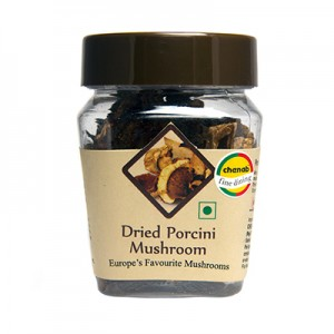 Dried Porcini Mushrooms (30gms)