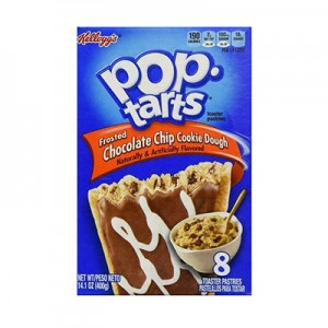 Pop Tarts Chocolate Chip Cookie Dough (384gms)