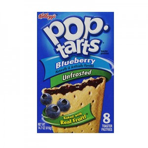 Pop Tarts Frosted Blueberry (384gms)