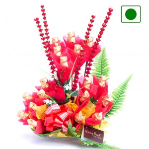 Chocolate  Bouquets - CB4