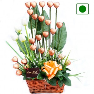 Chocolate  Bouquets - CB6