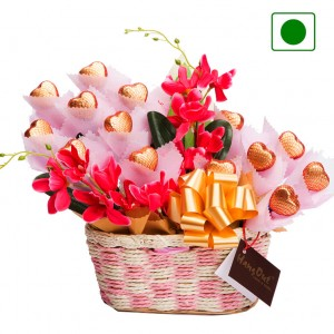 Chocolate  Bouquets - CB18