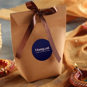 Diwali Special Wrapped with Love Melting Morsels.