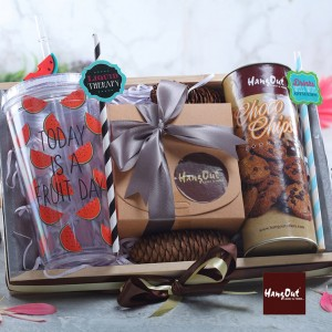 Chocolate Hamper with Sipper