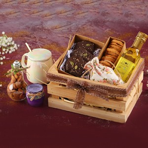 Diwali Special Out of the Box Indulgence.
