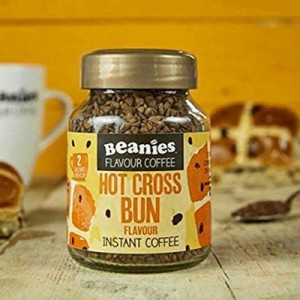 Easter Special Beanies Coffee (Hot Cross Bun Flavour) (50gms)