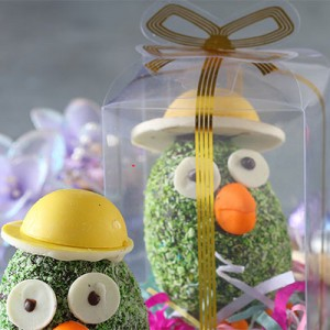 Bunny Face Easter Eggs (130gms)