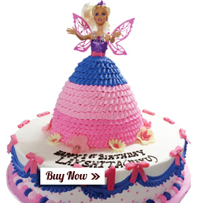 Children Doll Cakes