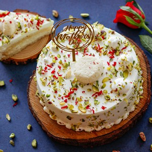 Mothers Day Special Rasmalai Cake