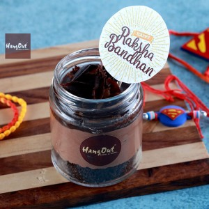 Chocolate Madness Jar