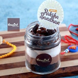 Double Chocolate Mousse Jar